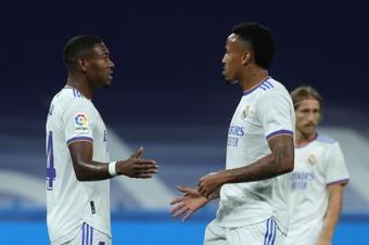 Problemas no Bernabéu.EFE