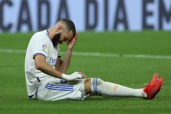 El Real Madrid desaprovechó la oportunidad de coger ventaja. EFE