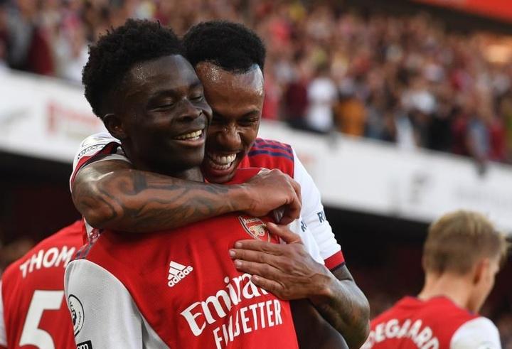 Arsenal s'offre le derby de North London. EFE