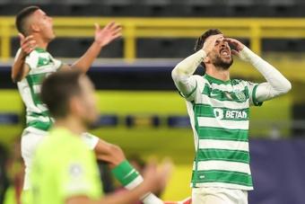 Dortmund doma os leões sem Haaland. AFP