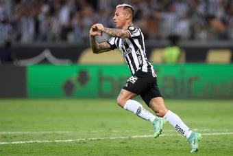 Qual a escalação do Galo contra o Inter? EFE/Douglas Magno