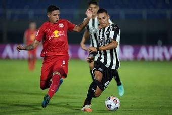 Bragantino jugará su primera final internacional. EFE