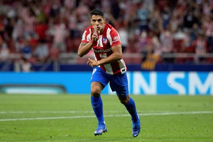 Suárez voltou a criticar Ronald Koeman. AFP