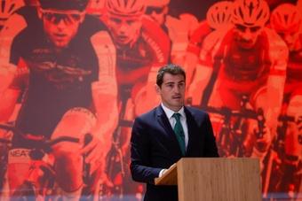 Casillas es el director general de la Fundación Real Madrid. EFE