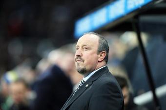 Rafa Benitez a recalé Newcastle. efe