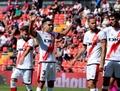 Falcao faz o Barça voltar para casa sem pontos. EFE/Víctor Lerena