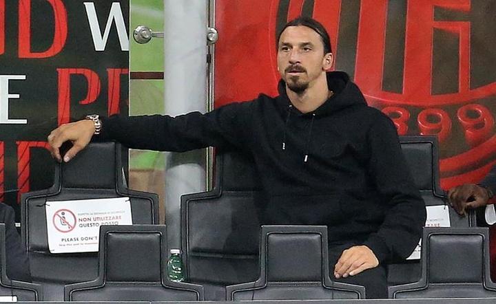 Le formazioni ufficiali di Milan-Hellas Verona. EFE