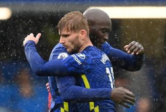 El Chelsea logró una importante victoria ante el Southampton. EFE