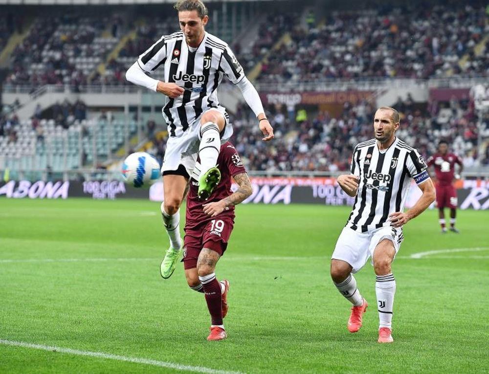 I migliori meme di Torino-Juve. EFE