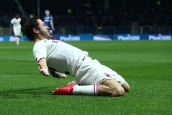 Il Milan batte l'Atalanta. EFE