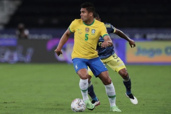 O jogador do Real Madrid não viajou à Colômbia. EFE/Andre Coelho