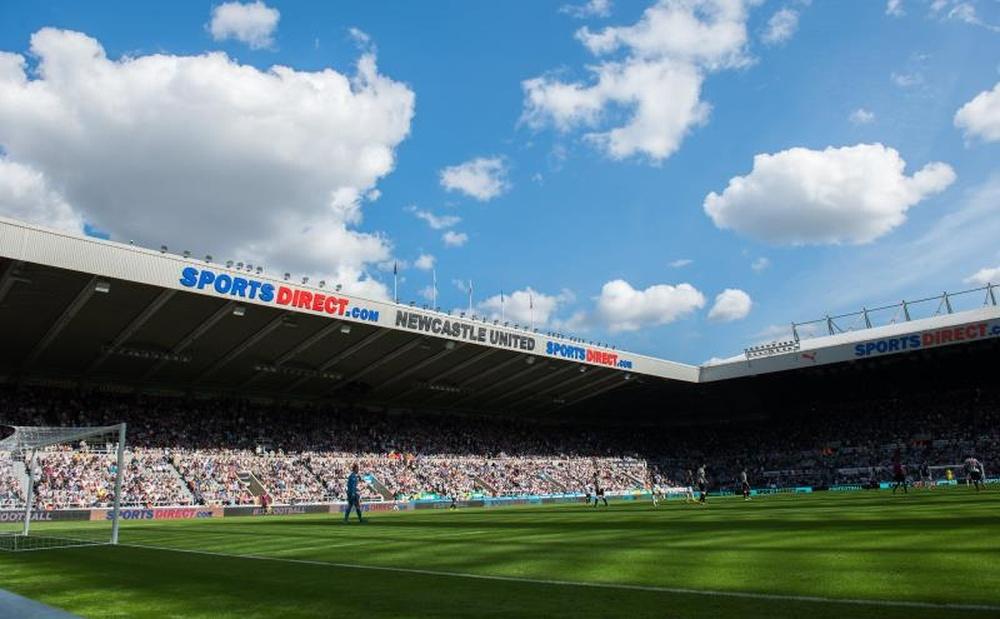 Newcastle désormais club le plus riche de Premier League. EFE