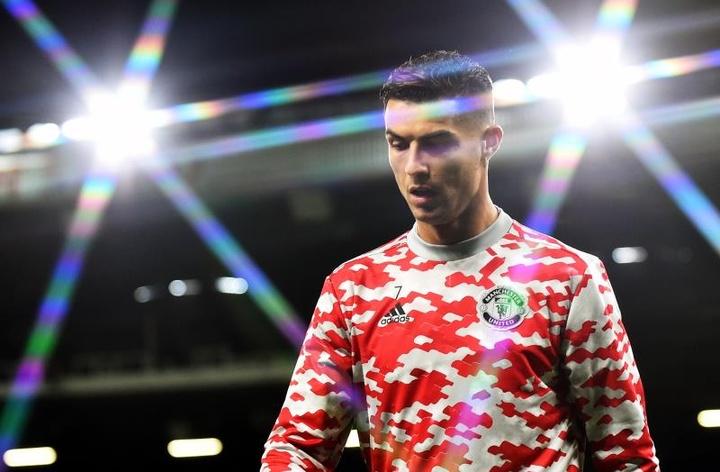 Gary Neville émet un doute sur le recrutement de Ronaldo. EFE