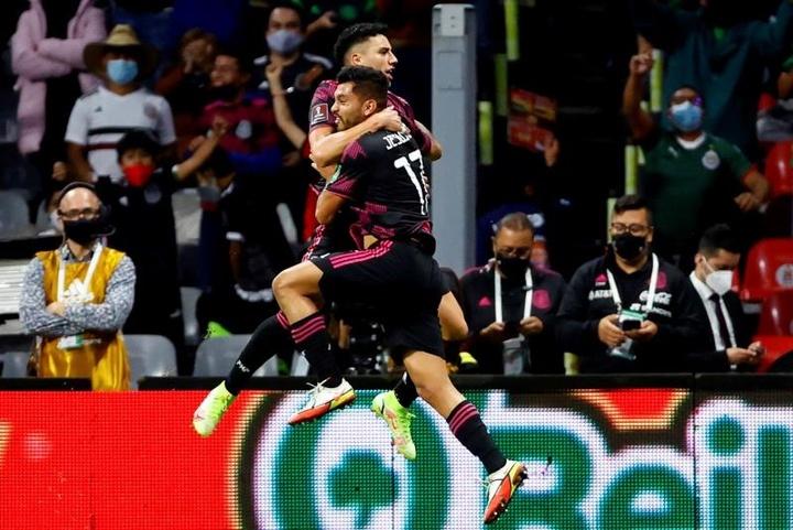 Actualidad del día en el fútbol mexicano a 11 de octubre de 2021. EFE