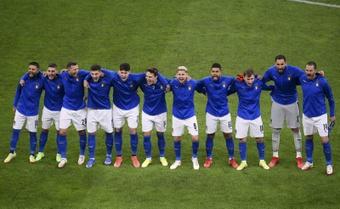 Compos probables : Italie-Belgique. EFE