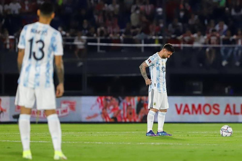 Actualidad del día en el fútbol argentino a 14 de octubre de 2021. EFE