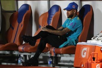 Un ancien de l'OM estime que Neymar doit aller sur le banc. afp