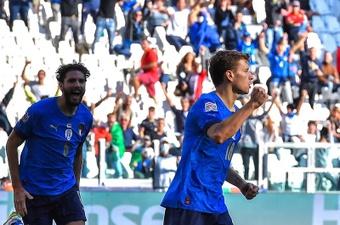 Italia, tercera de la Liga de las Naciones. EFE