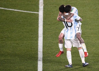 Actualidad del día en el fútbol argentino a 13 de octubre de 2021. EFE