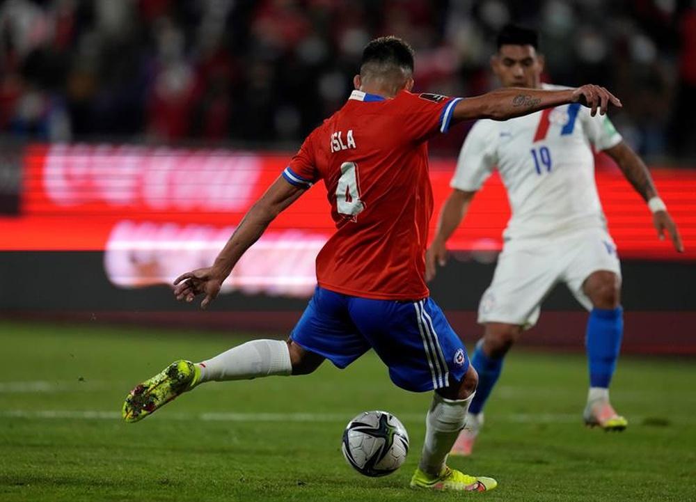 Chile quiere estar en Catar. EFE
