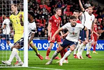 Six personnes arrêtées à Wembley pendant Angleterre-Hongrie. EFE