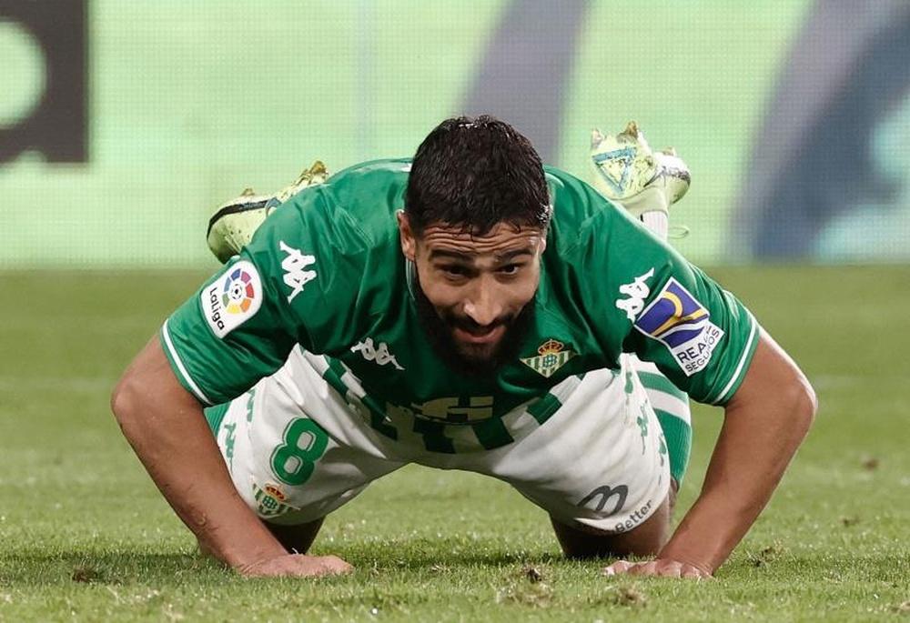 Nabil Fekir ouvre la porte à une prolongation. EFE