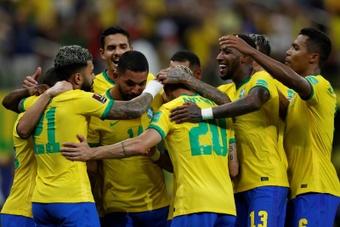 Convocação da seleção brasileira.EFE