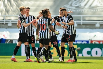 Several players are now unsure of their place at Newcastle. EFE