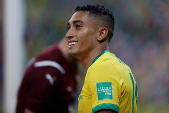 Raphinha could go back to Ligue 1. EFE