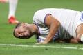 Eden Hazard veut disputer son premier Clasico dimanche. EFE
