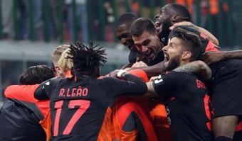 Il Milan batte il Verona. EFE