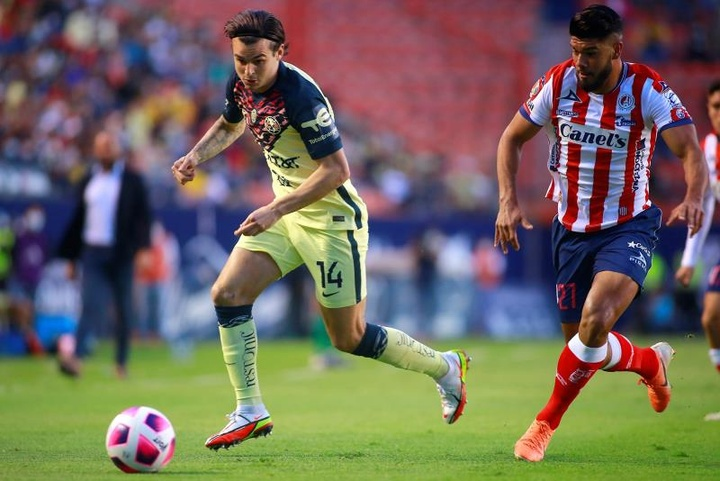 Actualidad del día en el fútbol mexicano a 22 de octubre de 2021. EFE
