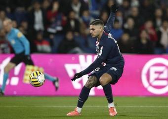 Pochettino included Icardi in the squad despite his personal problems. EFE