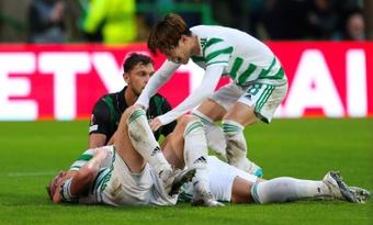 El Celtic ha logrado su primer triunfo de la fase de grupos. EFE/EPA