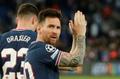 Panenka et premier doublé de Leo Messi avec le PSG. EFE