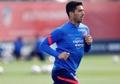 Luis Suárez quiere renovar y el Atleti prefiere esperar. EFE