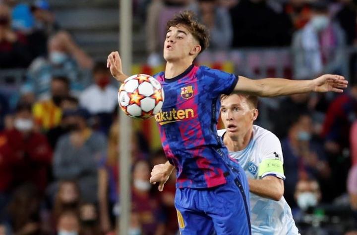 Il Barça vince al Camp Nou. EFE