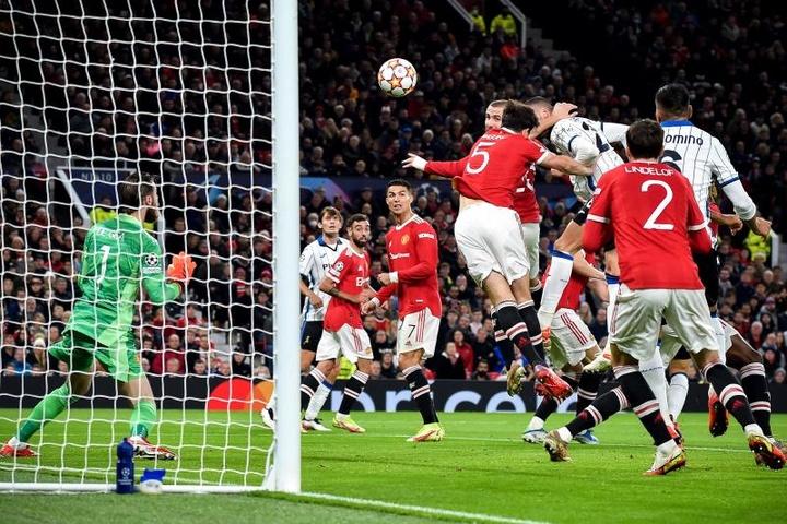 Cristiano regala il trionfo all'Old Trafford. EFE