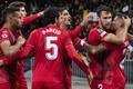 Première victoire depuis 2009 pour Villarreal en Ligue des champions. EFE