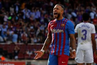 El Barcelona perdió el 'Clásico'. EFE/Alberto Estévez