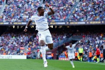 El 'Clásico', para el Madrid. EFE