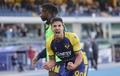 El Hellas goleó a la Lazio con póker de Simeone. EFE/EPA