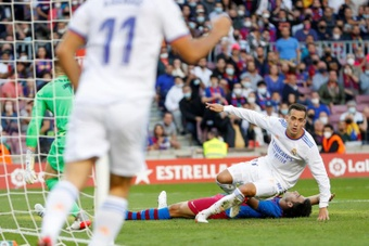 Lucas marcó el gol de la sentencia. EFE