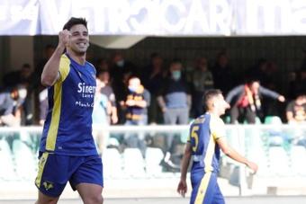 Le formazioni ufficiali di Udinese-Verona. EFE