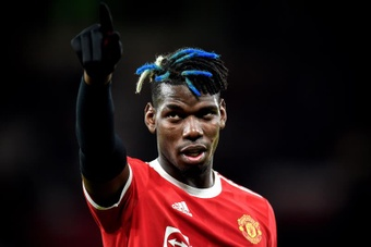 Pogba could leave United in summer. EFE