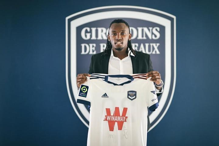 El Girondins incorpora a Alberth Elis. Girondins