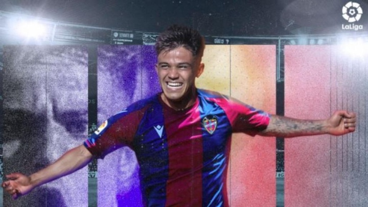 'Brugui', primer fichaje del Levante 2021-22. LevanteUD