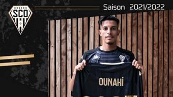El Angers hace oficial el fichaje de Ounahi. AngersSCO