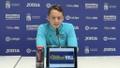 Borja Garcés espera el indulto de su entrenador. YouTube/CFFuenlabrada