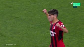 Il primo gol della stagione del Milan porta la firma del numero '10'. Movistar